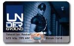 Underground Bonuscard