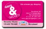 Gays&Gadgets Bonuscard